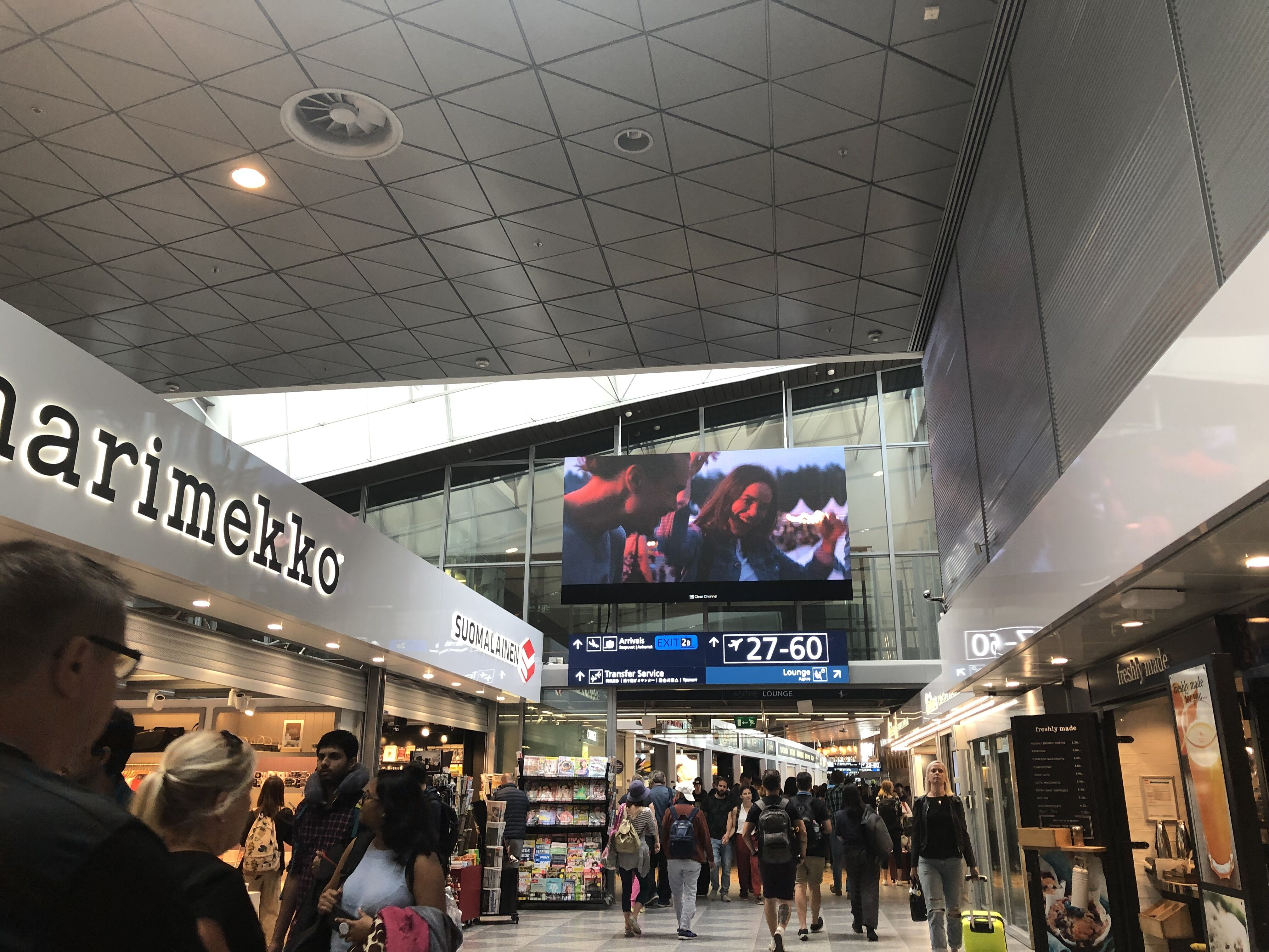 commerce outdoor p4 led display